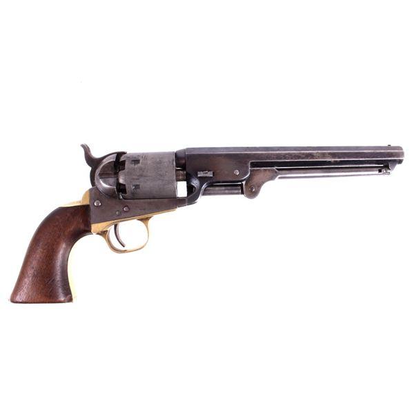 Colt Model 1851 Navy .36 Percussion Revolver c1866