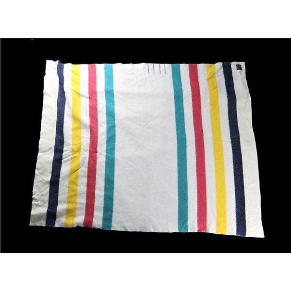 Original Witney Point Hudson Bay Company Blanket