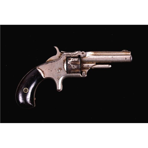 Smith & Wesson No. 1 3rd Issue SA Revolver