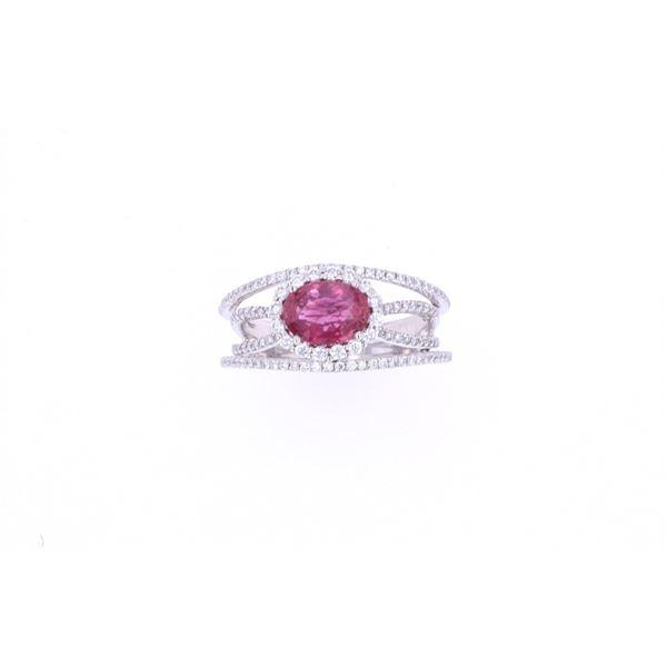 RARE Unheated GIA & AIG Certified Sapphire Ring