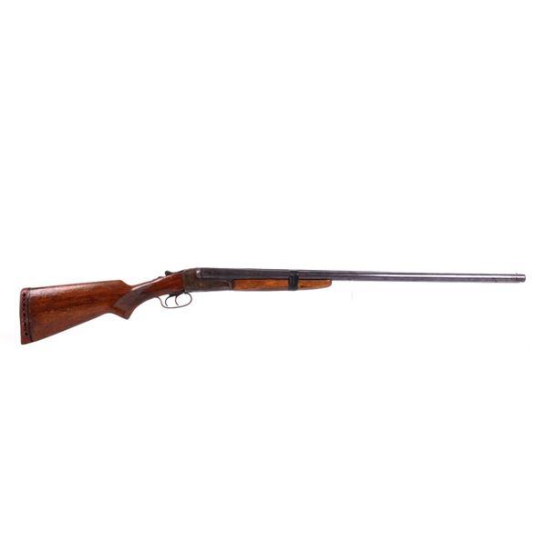 Wards Hercules Model 50 Side by Side Shotgun