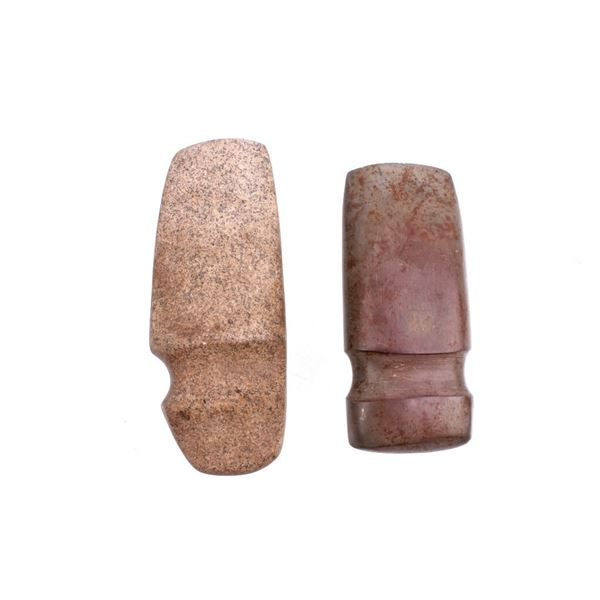Jefferson County, KY 3/4 Groove & Offset Axe Heads