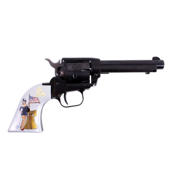 """Heritage Arms Rough Rider """"My Belle"""" .22 Revolver"""