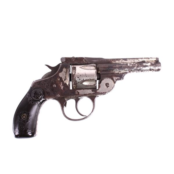 Iver Johnson Top Break .38 CF Revolver
