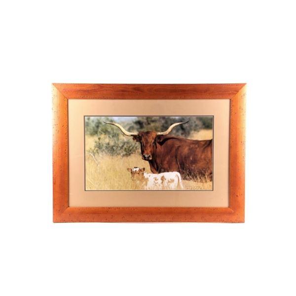 "David Stoecklein ""Mother & Child"" Framed Print"