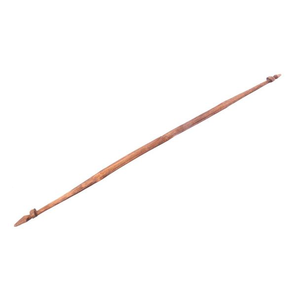 Seminole Indian Hand Carved Bamboo Bow