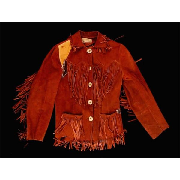 Otto F. Ernst Leather Jacket From Sheridan Wyoming