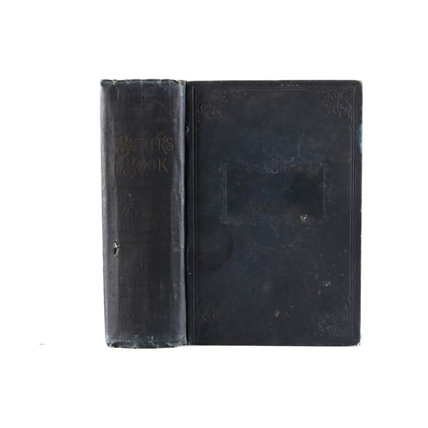 1892 First Edition Butler's Book by Benj. F Butler