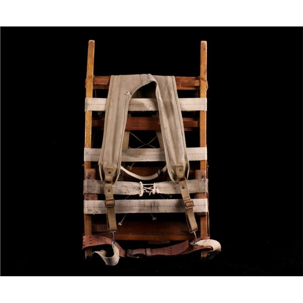 Cameron, Montana Ranch Wooden Pack Frame