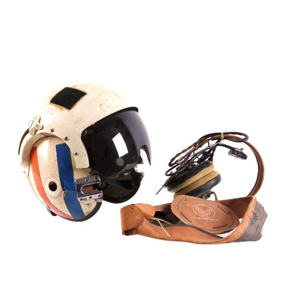 U.S. Air Force Fighter Pilot Helmet