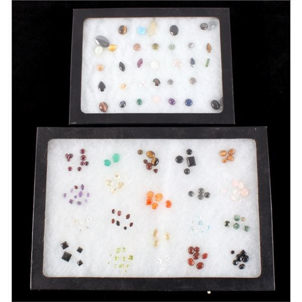 Collection of Loose & Faceted Gemstones