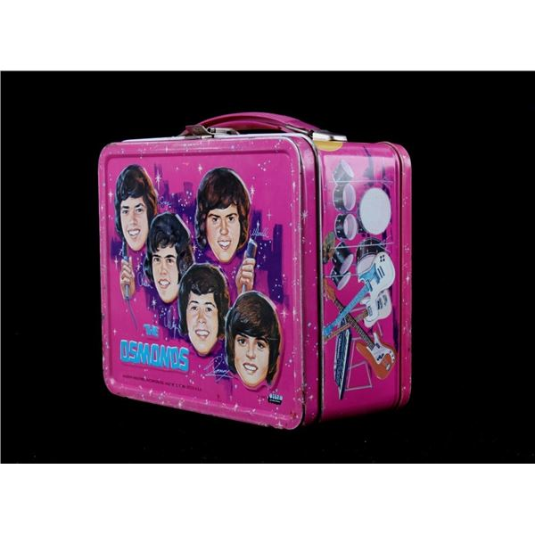 1973 The Osmonds Lunchbox by Aladdin Industries