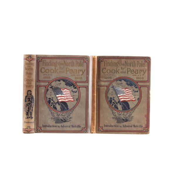 Finding the North Pole 1st Ed. & Salesman Sample