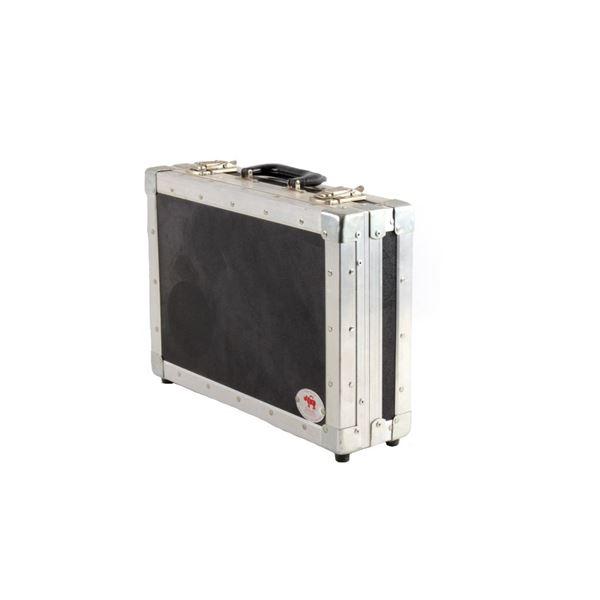 Jan-Al Aluminum & Composite Hard Travel Case