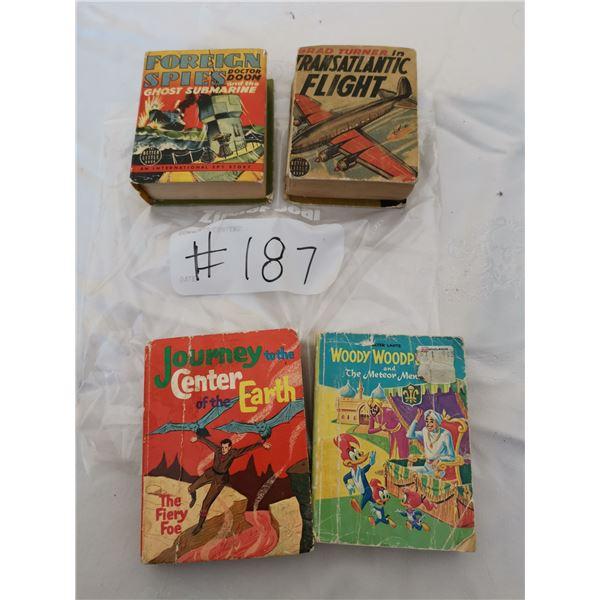 Lot of Little Big Books (4)