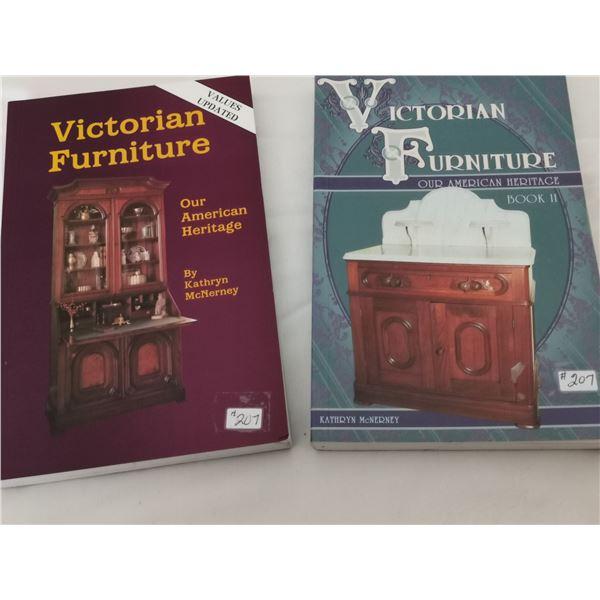 Resource books on Victorian Furniture (2)