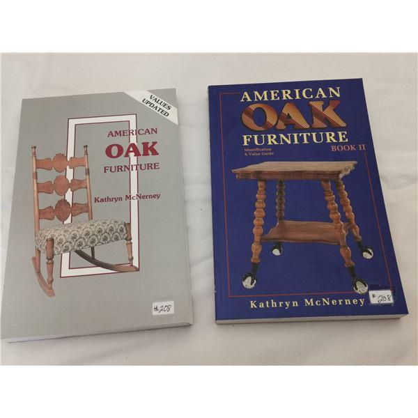 Resource books, American Oak Furniture (2)
