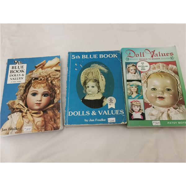Resource book on Dolls and Doll Values (3)