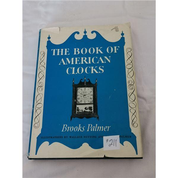 Resource book, The Book of American Clocks, 1974