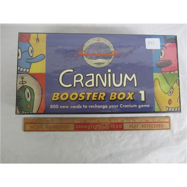 Cranium Booster Box Sealed for main game