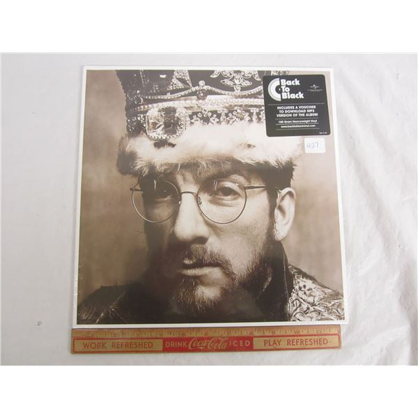 Elvis Costello King of America Factory Sealed LP Record