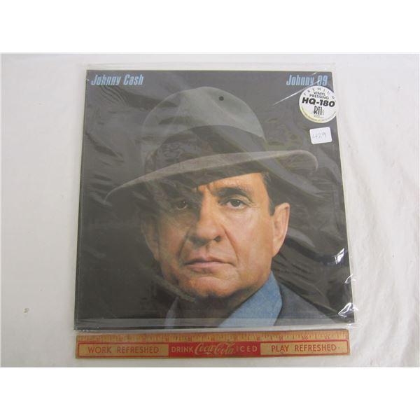 Jonny Cash Johnny 99 Factory Sealed LP Record