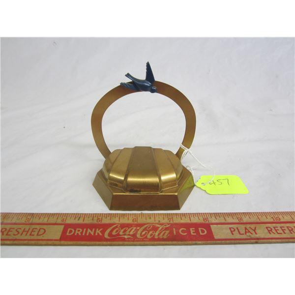 Vintage Blue Bird Ring Box