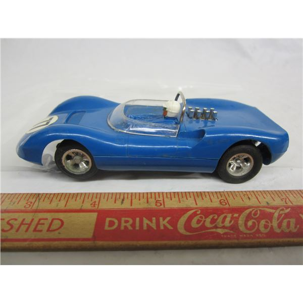 Vintage 1960's Strombecker Race Car