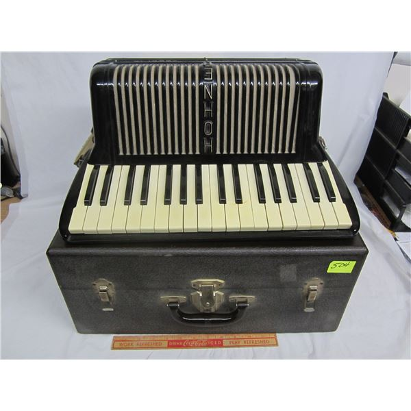 Horner Accordion Verdi 1A with Case