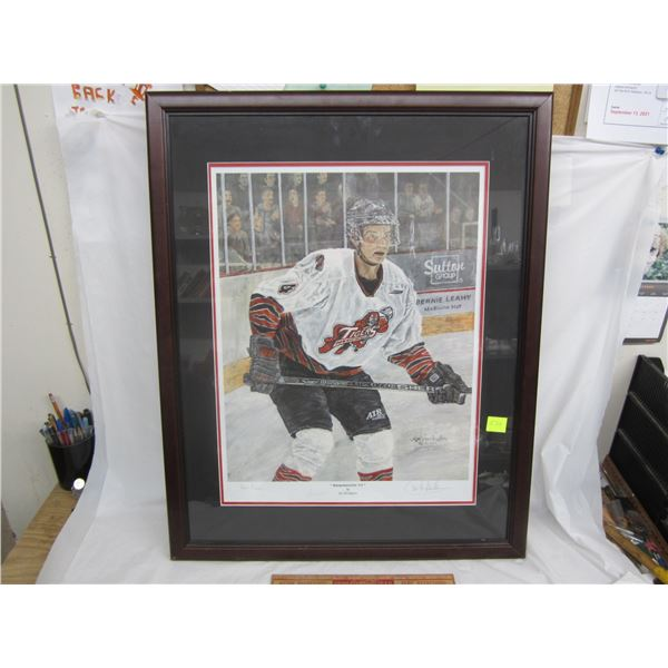 Bouwmeester #4 Limited Print 262/300 signed Joe Versikaitis
