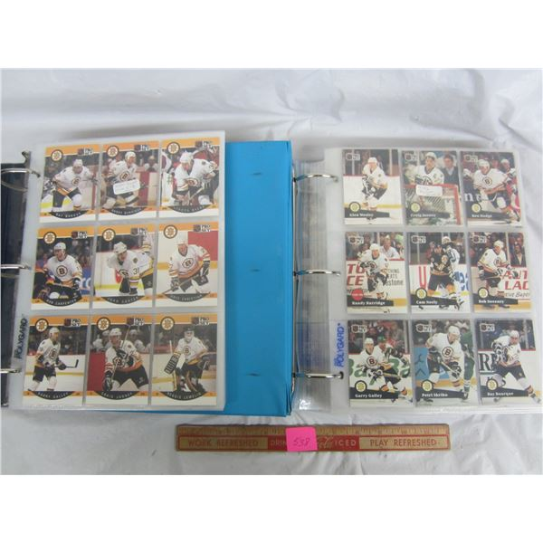2 Sets of Complete Hockey Cards Proset 1990-1991 and 1991-1992