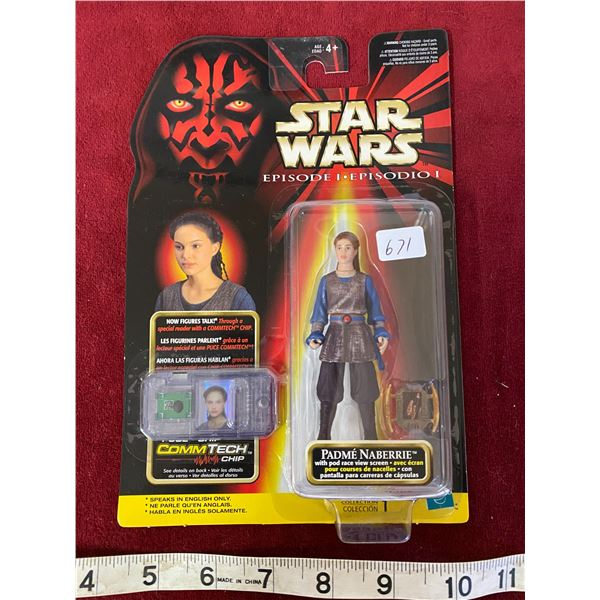 Commtech Star wars Padme Naberrie