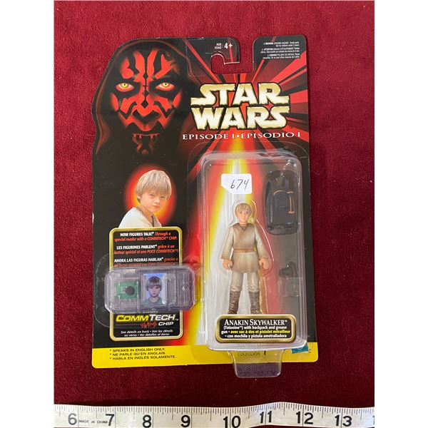 Commtech Star wars Anakin Skywalker