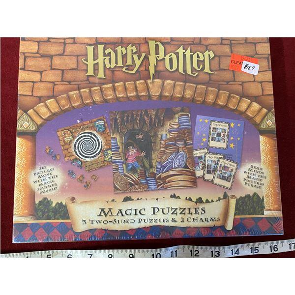 Vintage 2000 Harry Potter Puzzle