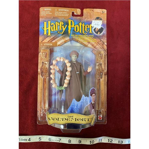 Harry Potter Voldemort Figure 2001