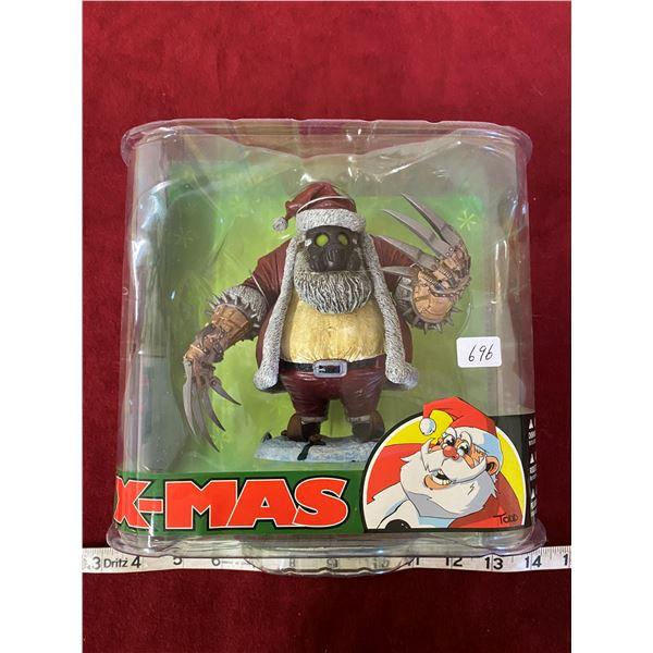 """Rare McFarlane """"Twisted Christmas"""" Santa"""