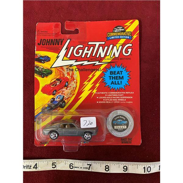 Rare Johnny Lightning Custom Mustang Limited