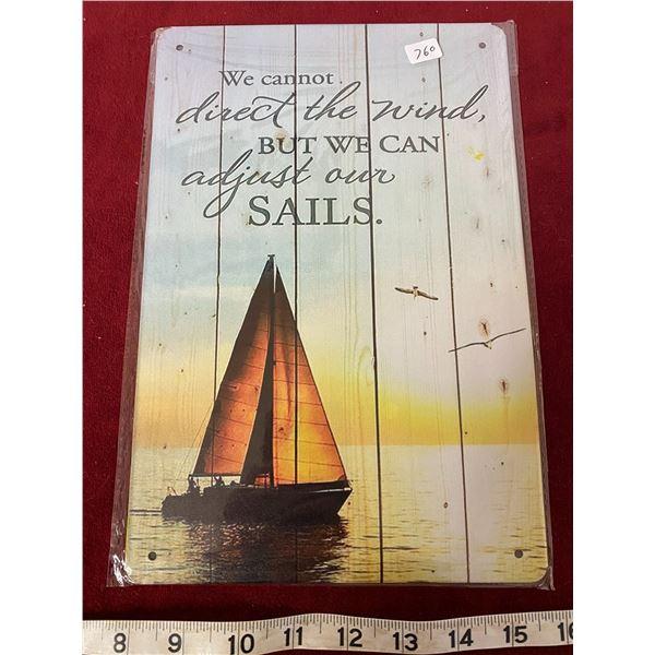 Sails Sign