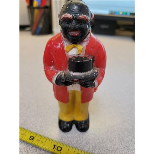 Moses pepper shaker (black americana)