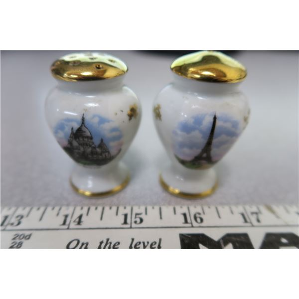 Limoges France salt & pepper