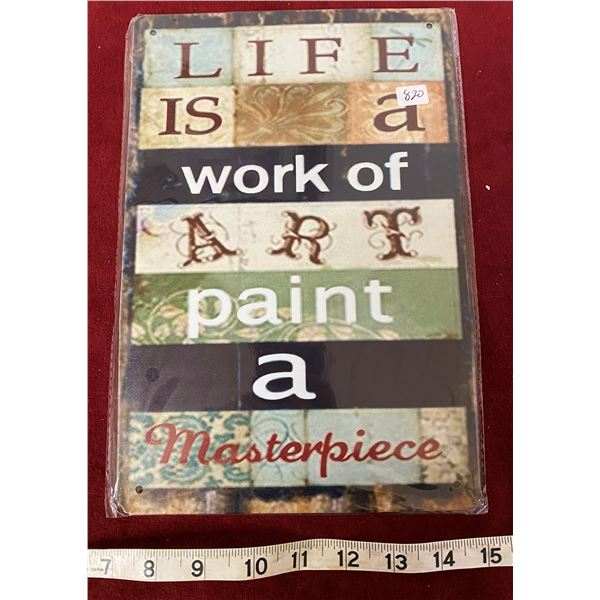 Paint Master Sign