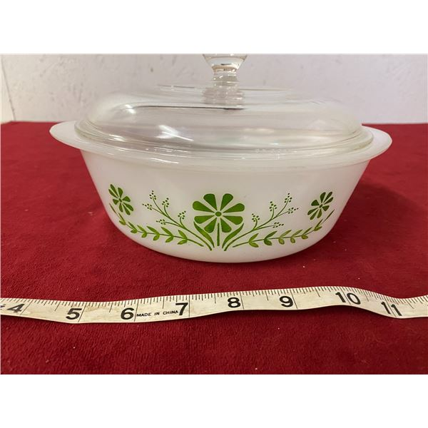 Vintage Dish With Lid