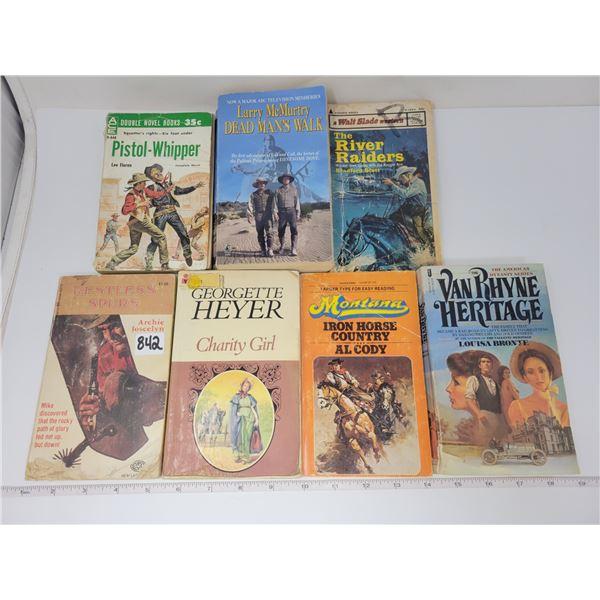 7 Westerns