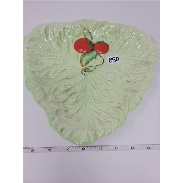 Carlton lettuceware
