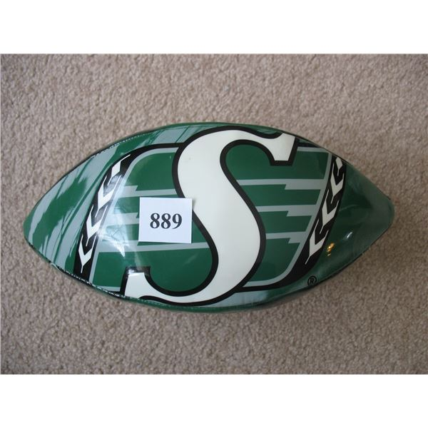 SASKATCHEWAN ROUGHRIDERS WILSON FOOTBALL