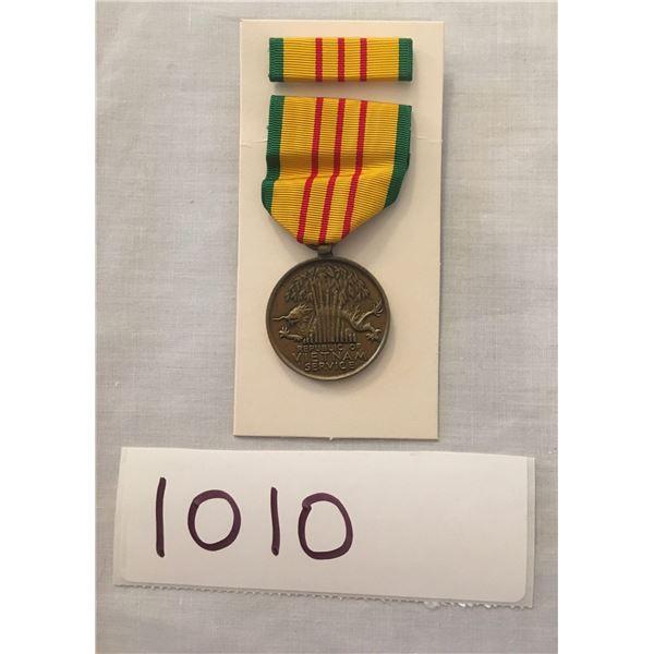 1010 - American Vietnam service medal set