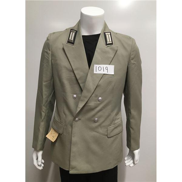 1019 - East german military dress coat
