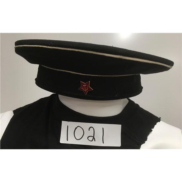 1021 - USSR naval hat