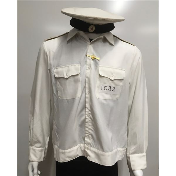 1022 - USSR naval shirt and hat
