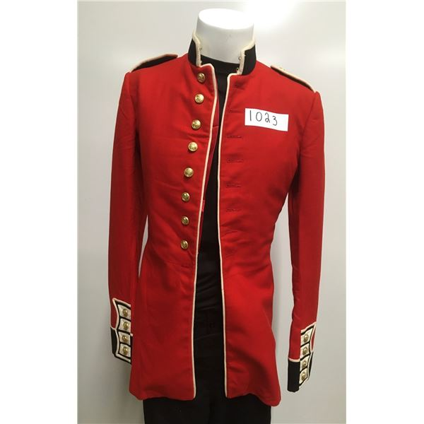 1023- Canadian Red military dress tunic